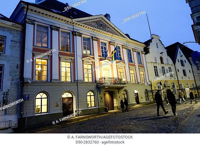 TALLINN, ESTONIA Swedish embassy
