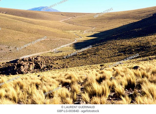 Desert of Lipez, Department of Potosi, Sud Lipez Province, La Paz, Bolívia
