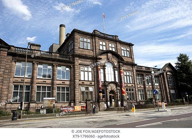 summerhall formerly the royal dick school of veterinary studies edinburgh, scotland, uk, united kingdom
