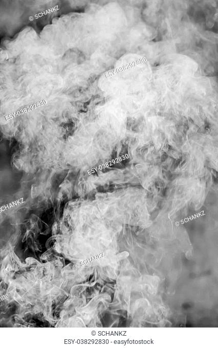 abstract background of smoke