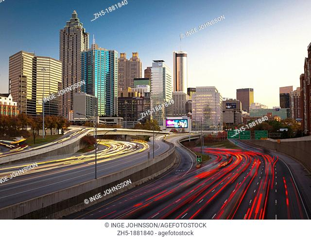 Atlanta is the capital and most populous city in the U S  state of Georgia  Atlanta's population is 545,225  Atlanta is the cultural and economic center of the...