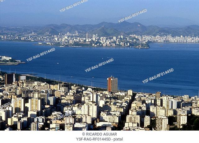 City, Flamengo, Niterói, Rio de Janeiro, Brazil
