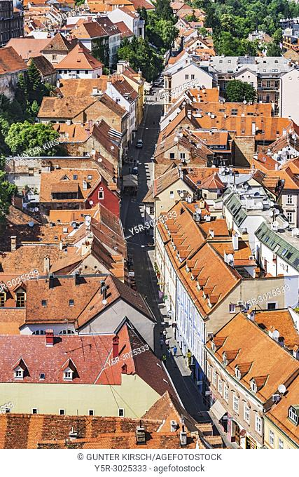 The Radiceva Street (Radiceva Ulica) is one of the oldest and most famous streets in Zagreb. It runs from the Ban Jelacic square in the lower town (Donji Grad)...