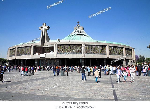 Basilica de Nuestra Senora de Guadalupe, Our Lady of Guadalupe