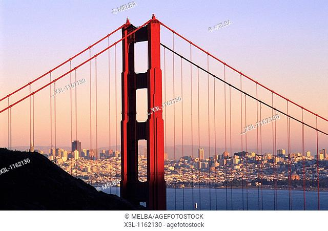 Golden Gate Bridge San Francisco California United States