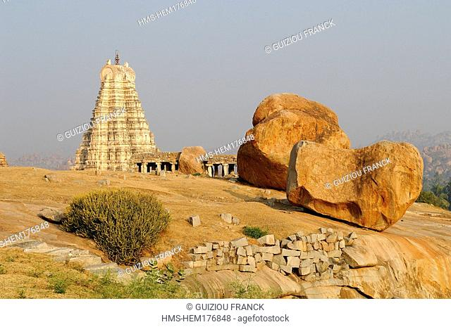 Hampi town Stock Photos and Images | age fotostock