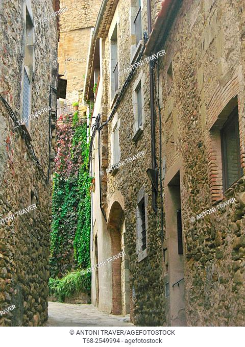 Madremanya, Girona province, Catalonia, Spain