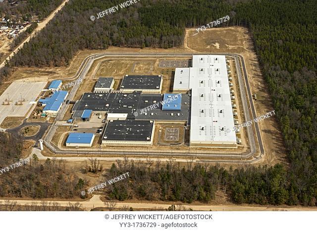 Vacant private prison for sale, Michigan, USA