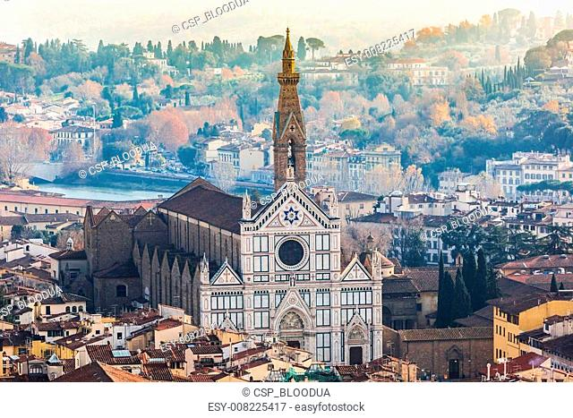 Basilica of Santa Croce (Basilica of the Holy Cross), Florence
