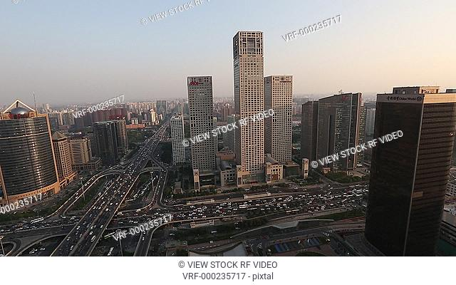 video of beijing at day