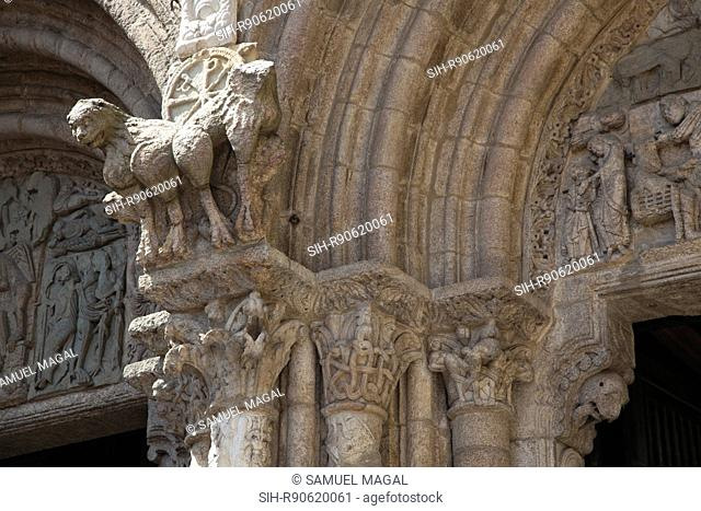 According to legend, Santiago de Compostella Cathedral is the reputed burial-place of Saint James. In 997 the church was burned by the army commander of the...