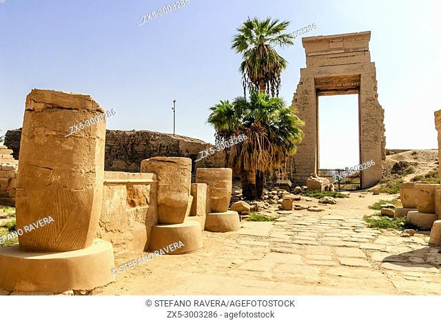 Karnak Temple Complex - Luxor, Upper Egypt