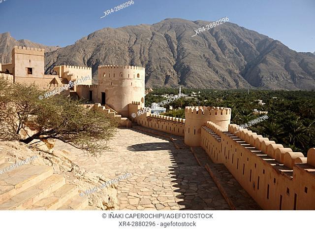 Nakhal Fort, Nakhal, Al Batinah Region, Oman