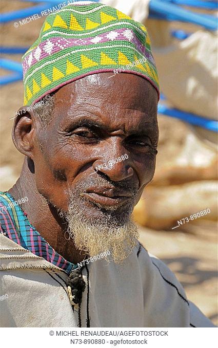 Man, Djenne, Mali