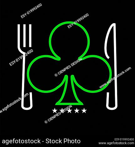 Casino restaurant logo