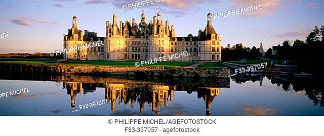 Chenonceau with out 'x'