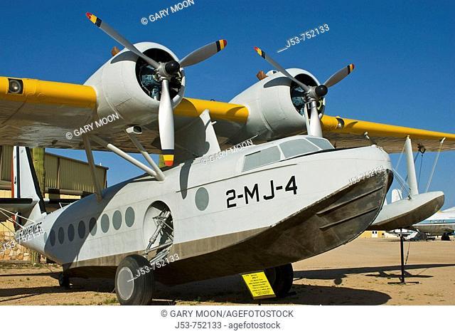 PIMA Air and Space Museum, Tucson, Arizona USA