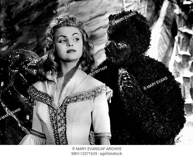 Christel Bodenstein Film: The Singing Ringing Tree (1953) 15 December 1957