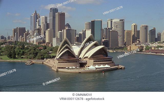 PAN / Sydney skyline / Sydney, Australia