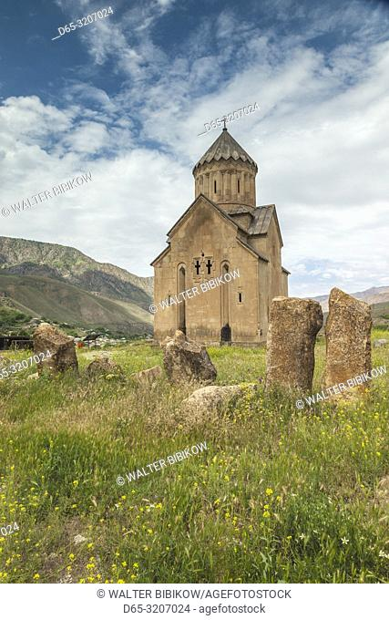 Armenia, Areni, Surp Astvatsatsin Church, 14th century, exterior