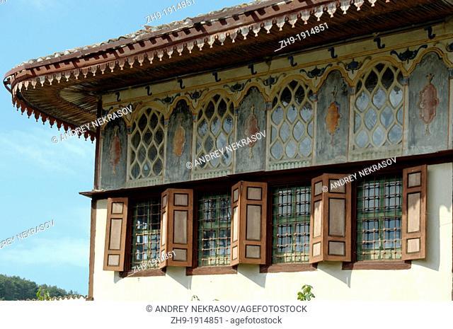 The Khan's Palace, Bakhchisaray Bakhchysarai, Crimea, Ukraine, Eastern Europe