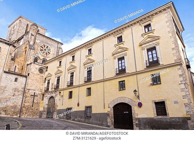 Palacio episcopal. Cuenca. Castilla la Mancha, Spain