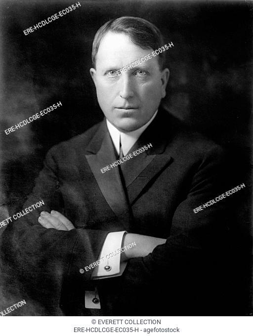 William Randolph Hearst, ca. early 1900s