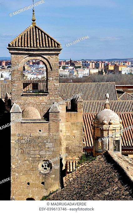 Alcazar of the Christian Monarchs in Cordoba, Andalusia, Spain