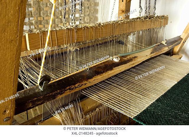weaving, Austria, Salzburg
