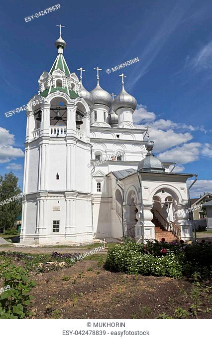 Church for the sake of Saint tsars equal to the apostles Konstantin and Elena in Vologda, Russia