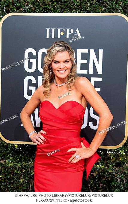 Missi Pyle attends the 76th Annual Golden Globe Awards at the Beverly Hilton in Beverly Hills, CA on Sunday, January 6, 2019