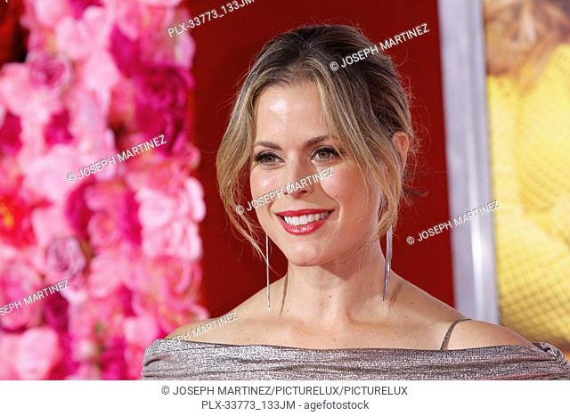 """Erin Cardillo at Warner Bros. Pictures' """"""""Isn't It Romantic"""""""" Premiere held at The Ace Hotel in Los Angeles, CA, February 11, 2019"""