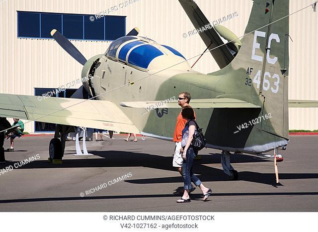 Aerospace Museum of California, Sacramento, California, USA