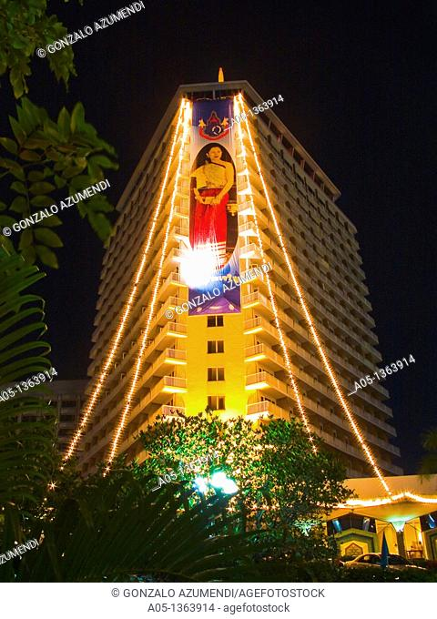 Dusit Thani Hotel  Bangkok  Thailand  Southeast Asia, Asia