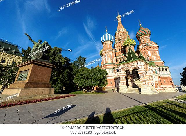 St. Basil cathedral(Moscow)