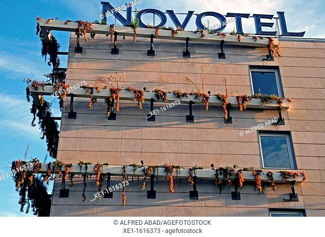 Hotel Novotel, Cornella de Llobregat, Catalonia, Spain