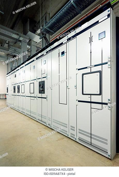 Diminishing perspective of data storage warehouse