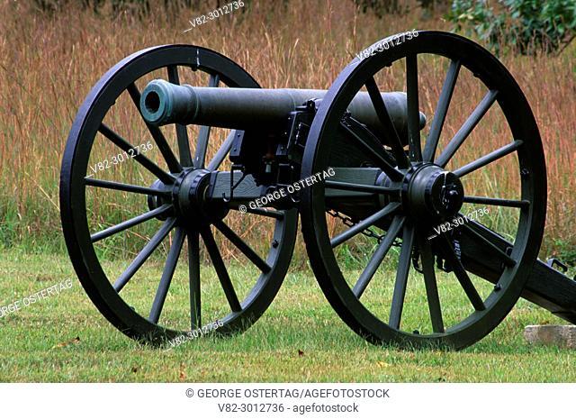 Totten's Battery, Wilson's Creek National Battlefield, Missouri