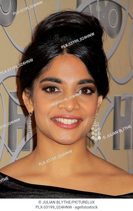 Amara Karan 12/7/2016 HBO 74th Golden Globe Awards after party at the Beverly Hilton in Beverly Hills, CA Photo by Julian Blythe / HNW / PictureLux