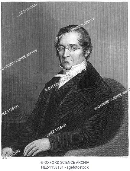 Joseph Louis Gay-Lussac, French chemist and physicist, c1860. Gay-Lussac (1778-1850) investigated the behaviour of gases and developed techniques of chemical...