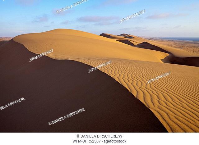 Sand Dunes of Namib Desert, Long Beach, Swakopmund, Namibia