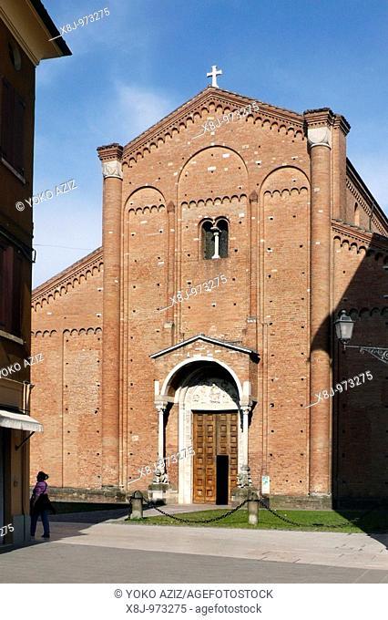 Saint Silvestro Abbey Nonantola - Modena, Italy