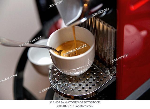 Coffee expresso machine