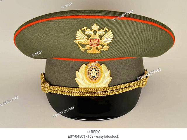 720643bf3 Russian military officer cap Stock Photos and Images | age fotostock
