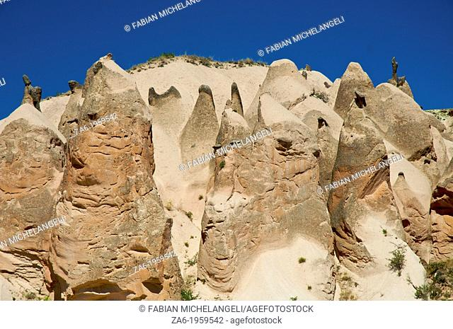 Devrent Valley, Cappadocia, Central Anatolia, Turkey
