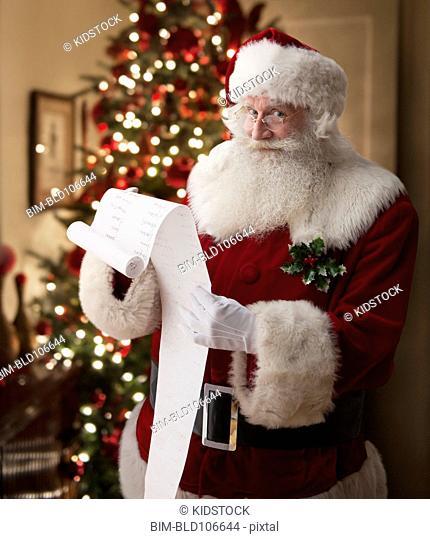 Santa reading list