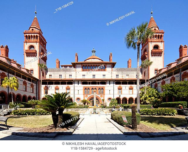 Flagler College, St Augustine