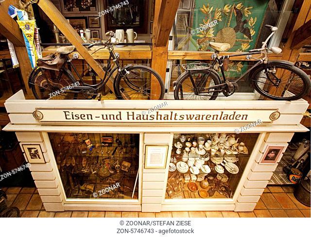 Mit einer umfangreichen Sammlung zur Stadtgeschichte von der Steinzeit bis ins 20. Jahrhundert hinein hat das Hermann-Grochtmann-Museum seinen Platz im...