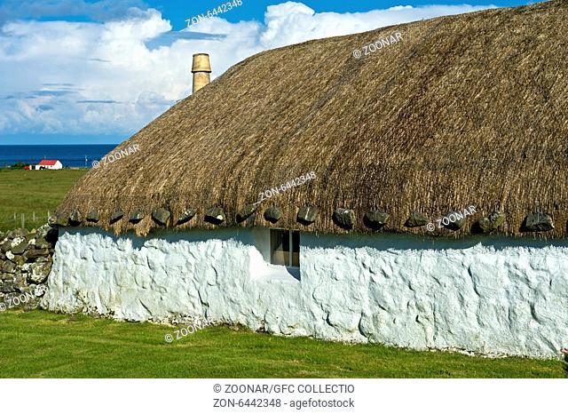 Beaton's Croft House, Isle of Skye, Scotland, UK