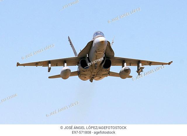 F-18 Hornet, Spanish Air Force